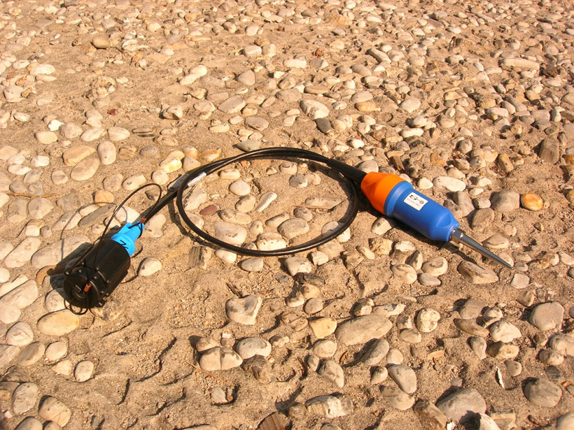 SENSORS FOR LAND DATA ACQUISITION